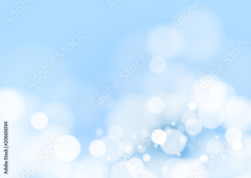 Foto Abstract Skyblue Background #Vector Graphics
