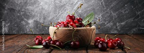 Valokuvatapetti Cherry