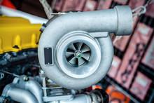 The Car Turbocharger.