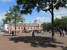 Market Cross And Town Hall, Ca...