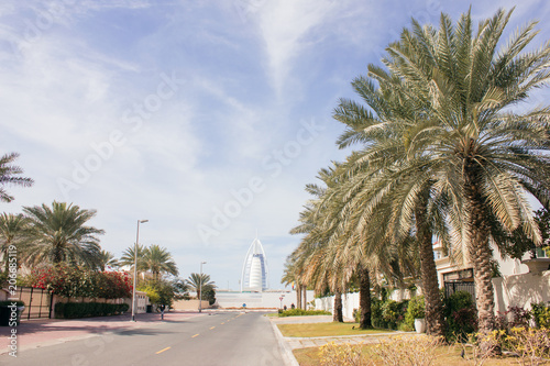 Платно luxury hotel Burj Al Arab