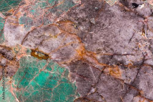 Stickers pour porte Marbre Contrast expensive quartzite texture for your strict design.
