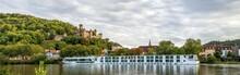 Wertheim, Panorama Mit Burg We...