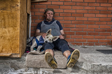Two Homeless Fiends - Man And ...