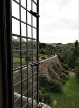 View From Haddon Hall, Derbyshire