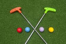Crossing Mini Golf Putters