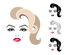 Marilyn Monroe, Graphic Portra...