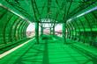 Leinwanddruck Bild - platform of the Moscow central ring