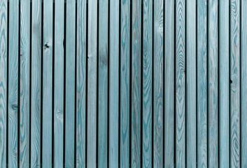 blue wooden planks background