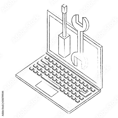 Laptop Diagram