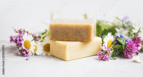 Fotografía  Natural soaps