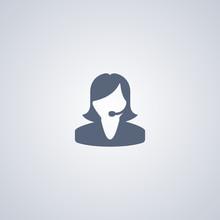 Online Help Icon, Operator Icon