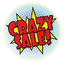 Crazy Sale Comic Explosion Ret...