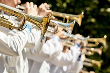 Classic Brass Band Plays The M...