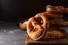 Freshly Baked Homemade Soft Pr...