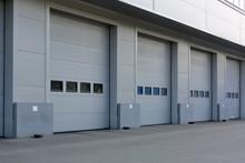 Warehouse Loading Bay Doord