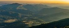 MT PALOMAR SUNSET