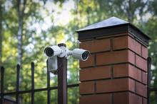 Street Surveillance Camera On ...