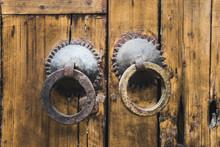 Morocco Door Wooden