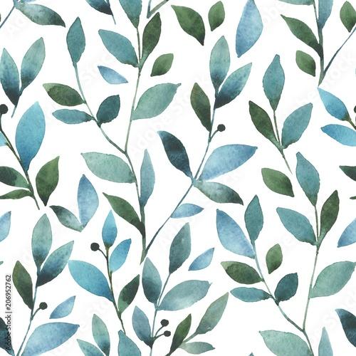 kwiatowy-wzor-bezszwowe-tlo-z-akwarela-galezi-i-lisci