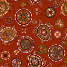 Australian Aboriginal Art. Sea...