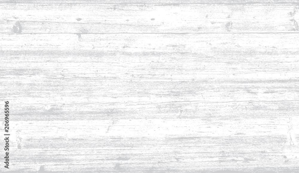 Fototapety, obrazy: vector wood planks grunge table background texture