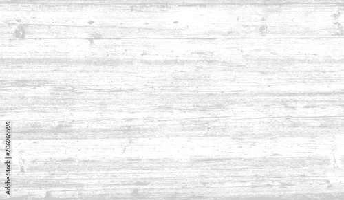 vector wood planks grunge table background texture - 206965596