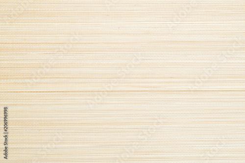 Fototapeta wood bamboo mat texture obraz na płótnie