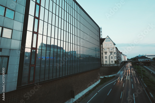 Zdjęcie XXL A100 / autostrada z Berlina