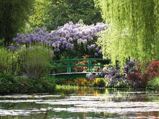 Fototapeta Ogrody Monet gardens