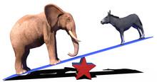 Republican Democrat Election P...