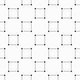 Bezszwowy monochromatyczny minimalistyczny kwadratowy wzór. - 207130312