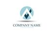 AV Letter Identity Logo Design Vector.