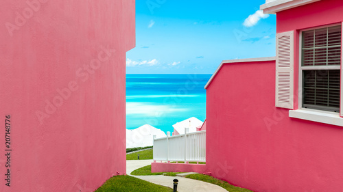 Bermuda Beach Wallpaper Mural
