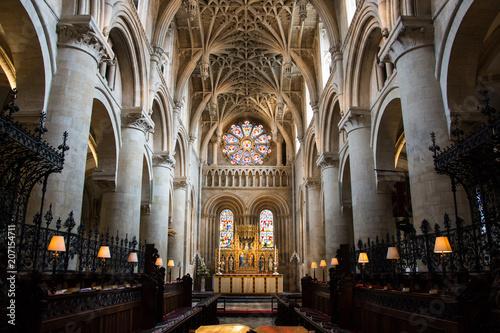 Photo Angletterre, Oxford, L'abbaye de l'université.