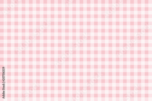 Fotomural checked pattern