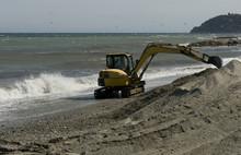 Backhoe, Scraper, Excavator, W...