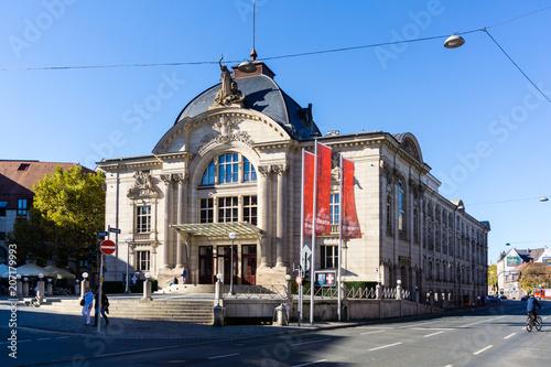 Spoed Foto op Canvas Theater Stadttheater in Fürth