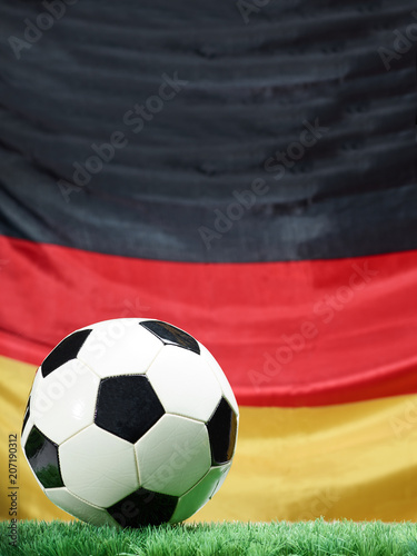 Fotografiet  Fußball