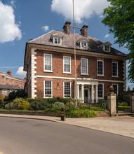Pretty Georgian House Or Apartment Homes In Shrewsbury