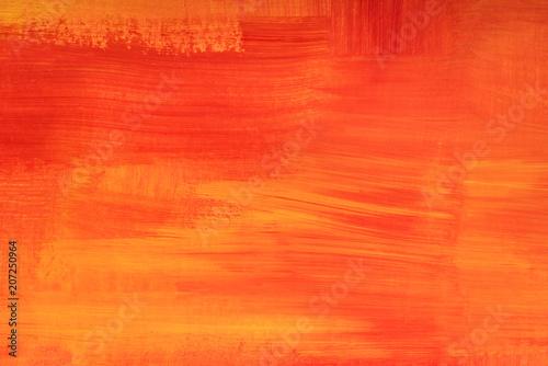Photo  orange background