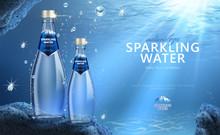 Sparkling Water Ads