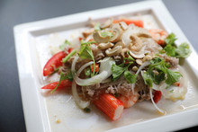 Glass Noodle Spicy Salad , Tha...