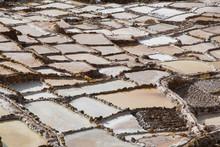 The Inca Salt Ponds Of Maras (Peru)