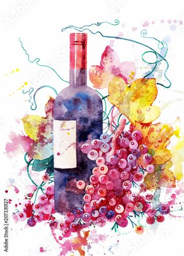 wino-i-winogrona