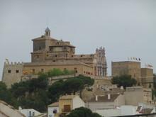 Caravaca De La Cruz, Ciudad Santa Del Cristianismo En Murcia (España) Durante Moros Y Cristianos Y Caballos Del Vino