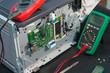 Workplace engineer to repair laser printers.