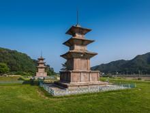 Stone Pagodas, Gameunsa Temple...
