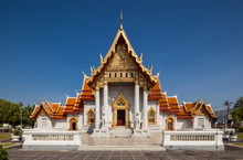 The Beautiful Facade Of Wat Be...