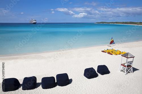 Valokuva  Beach in the Bahamas